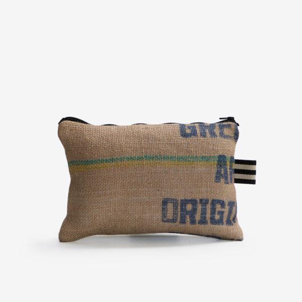 33dos Trousse en toile de sac de transport de café