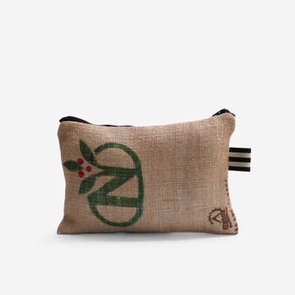 34dos Trousse en toile de sac de transport de café