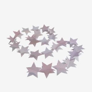 10 Guirlande en chutes de papiers-peints.